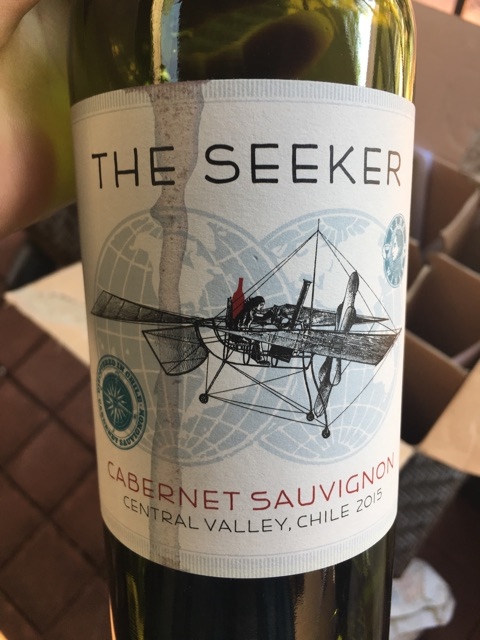 The Seeker - Cabernet Sauvignon - 2014