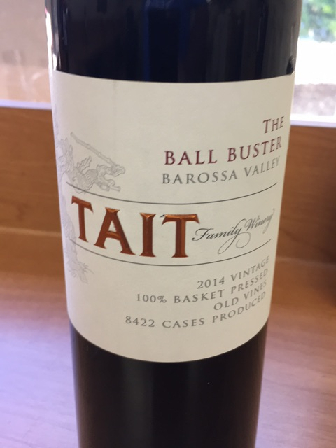 Tait - The Ball Buster - 2014