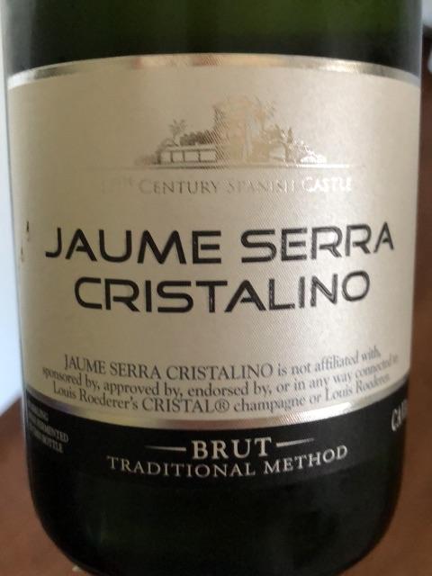 Jaume Serra - Cristalino Cava Brut - N.V.