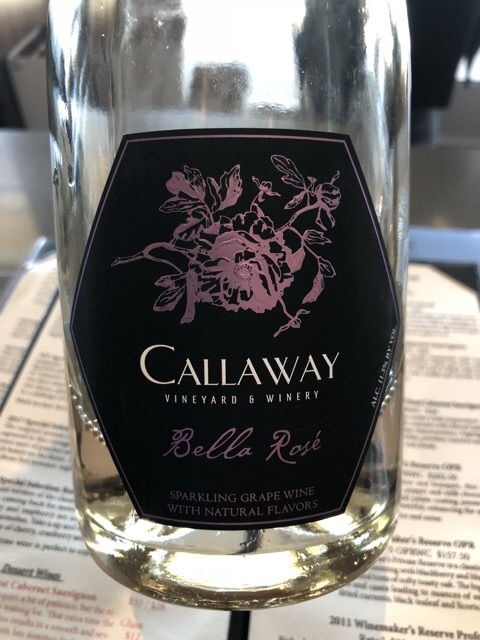 Callaway - Bella Rosé - N.V.