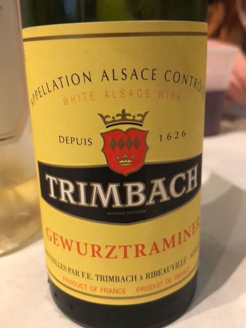 Trimbach - Gewürztraminer Alsace - 2013