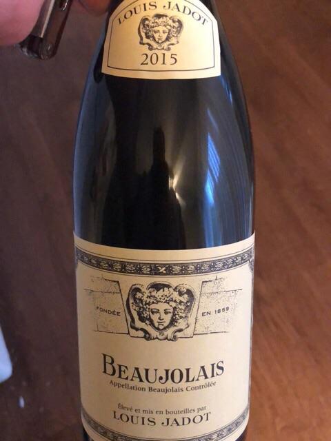 Louis Jadot - Beaujolais - 2015