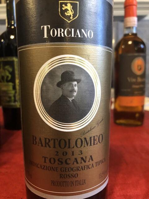 Torciano - Bartolomeo Rosso Toscana - 2013