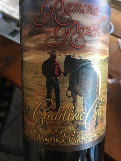 Ramona Ranch - Cadillac Cab - 2013
