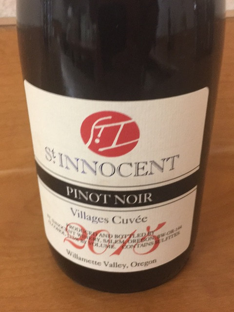 St. Innocent - Momtazi Vineyard Pinot Noir - 2010