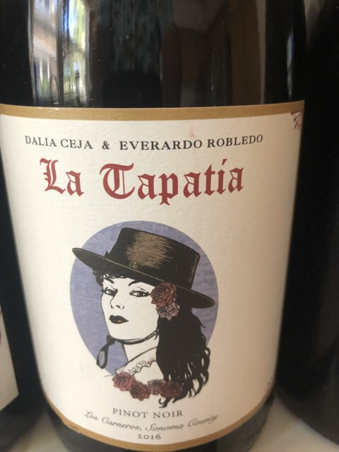 Ceja Vineyards - La Tapatia Pinot Noir - 2016