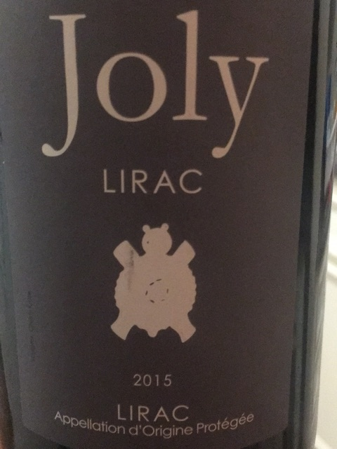 Joly - Lirac Côtes Du Rhône Villages -