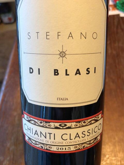 Stefano Di Blasi - Chianti Classico - 2015