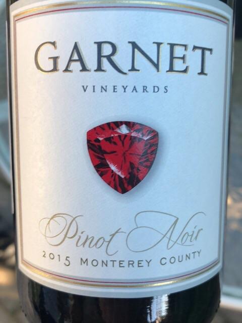 Garnet Vineyards - Cabernet Sauvignon - 2015