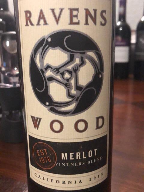 Ravenswood - Vintners Blend Merlot - 2015