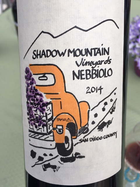 Shadow Mountain - Nebbiolo - 2013