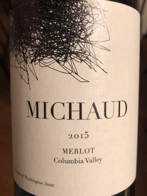 Michaud - Merlot - 2015