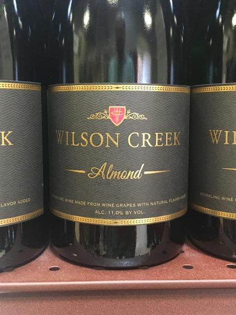 Wilson Creek - Almond - 2000