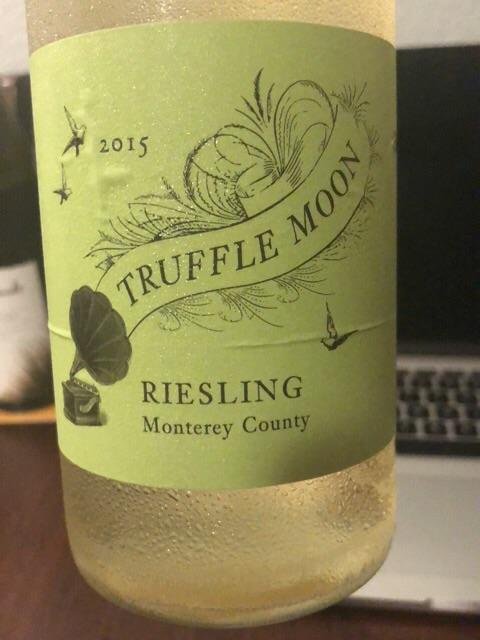 Truffle Moon - Riesling - 2015