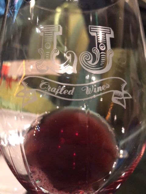 LJ Crafted Wines - Pinot Noir - 2016