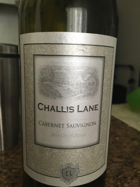 Challis Lane - Cabernet Sauvignon - 2011