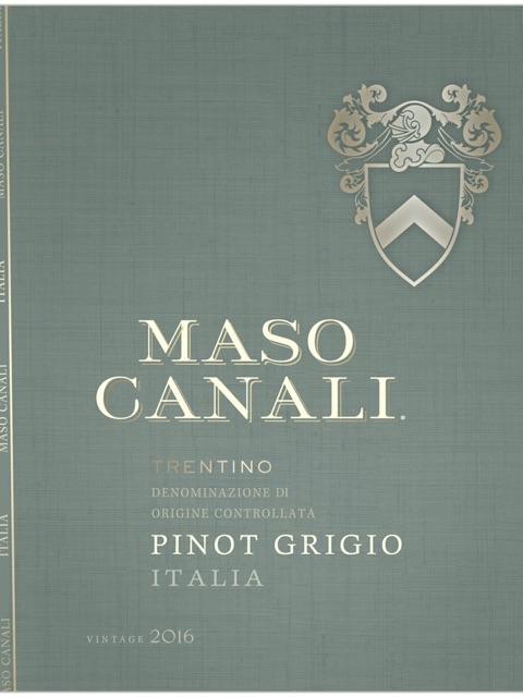 Maso Canali - Trentino Pinot Grigio - 2016