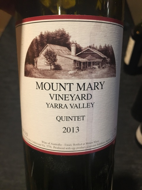 Mount Mary - Quintet -