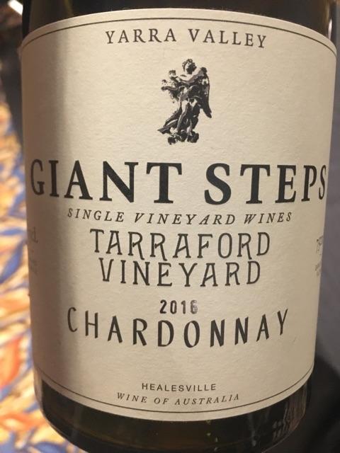 Giant Steps - Tarraford Vineyard Chardonnay -