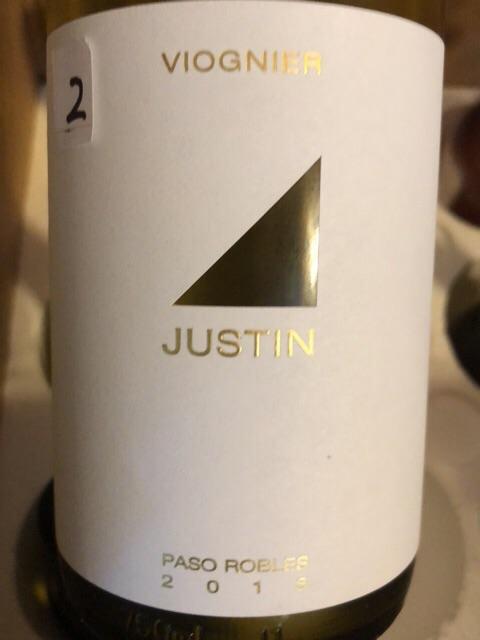Justin - Viognier - 2014