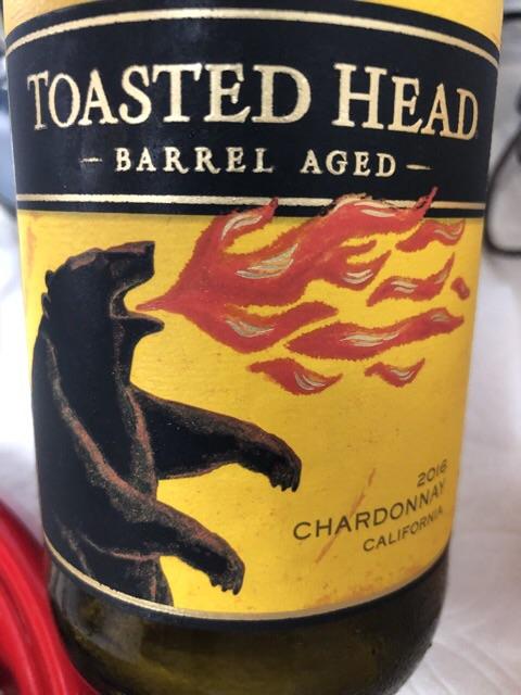 Toasted Head - Chardonnay - 2016