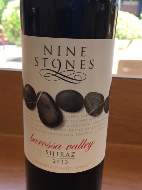 Nine Stones - Shiraz - 2013