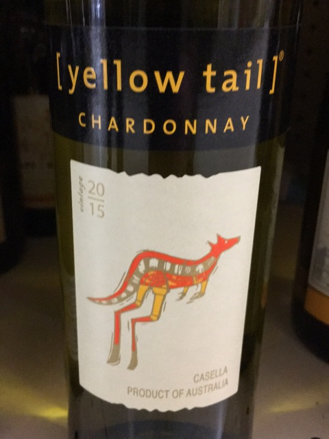 Yellow Tail - Chardonnay - 2015