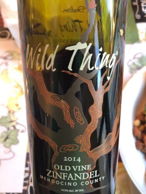 Carol Shelton - Wild Thing Old Vine Zinfandel - 2014
