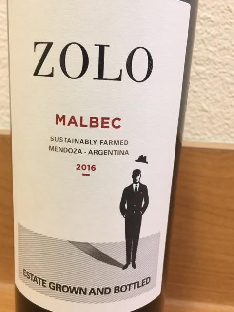Zolo - Malbec - 2016