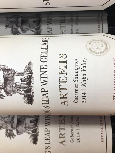 Stag's Leap Wine Cellars - ARTEMIS Cabernet Sauvignon - 2014