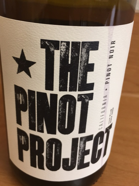 The Pinot Project - Pinot Noir - 2015