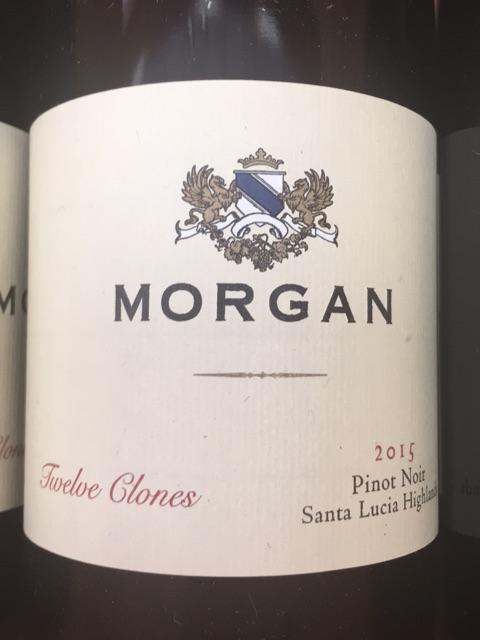 Morgan - Twelve Clones Pinot Noir - 2015