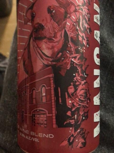 Mancan - Red Blend - N.V.