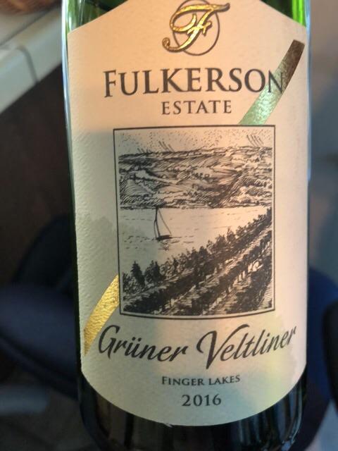 Fulkerson - Grüner Veltliner - 2016