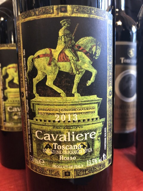 Torciano - Cavaliere Rosso Toscano - 2012
