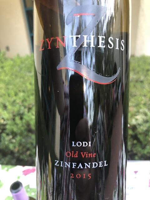 Zynthesis - Old Vine Zinfandel - 2015