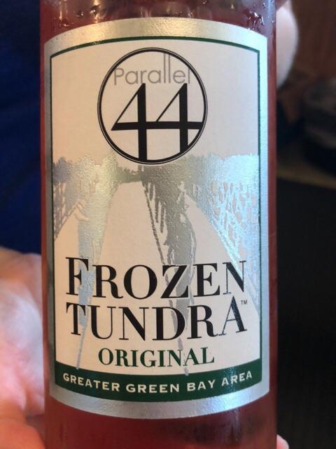 Parallel 44 - 44 Frozen Tundra White - 2016