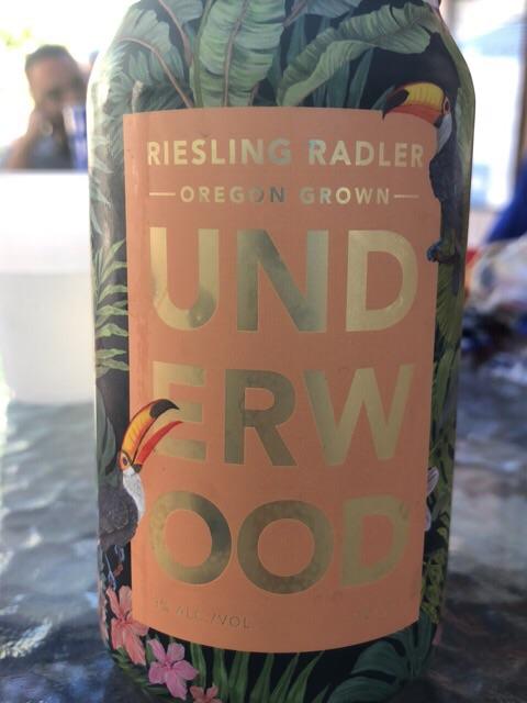 Underwood - Riesling Radler - N.V.