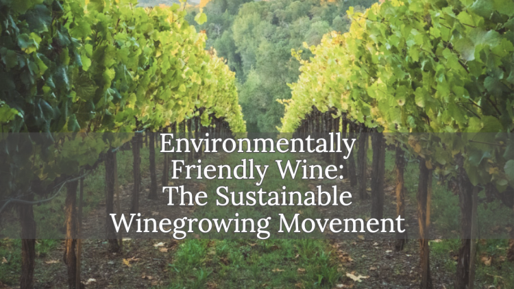 Sustainable Winegrowing