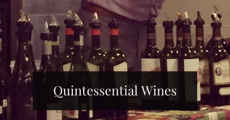 An Evening with: Quintessential Wines