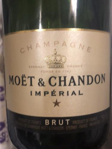 Moët & Chandon - Impérial Brut Champagne - N.V.