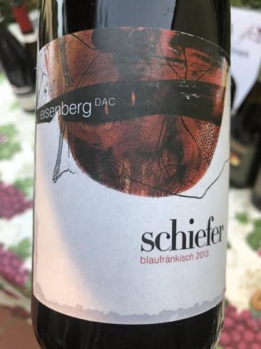 Weinbau Uwe Schiefer - Eisenberg Blaufränkisch - 2013