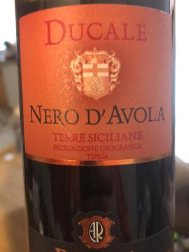 Rocca - Ducale Nero d'Avola - 2015