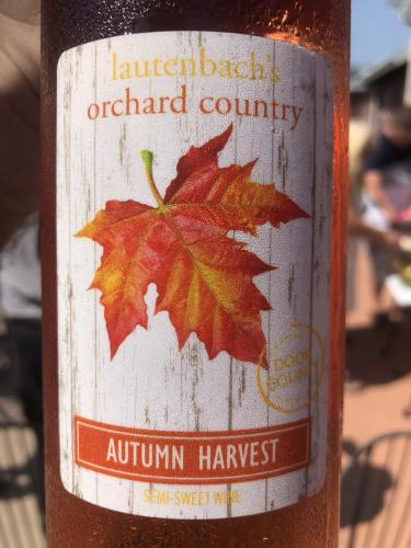 Lautenbach's Orchard Country - Autumn Harvest - N.V.