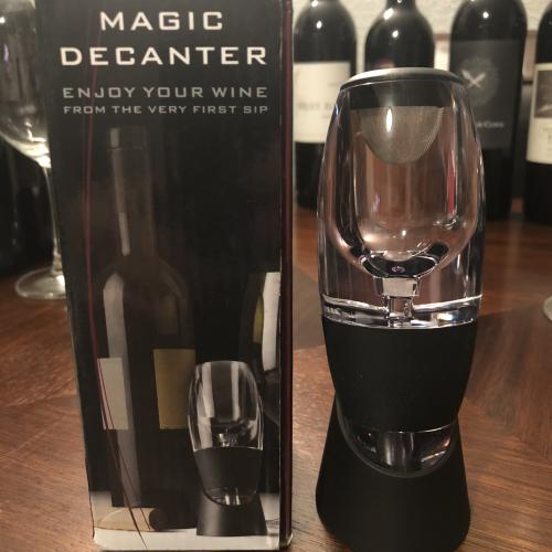 Wine Aerator Decanter by Amoebak