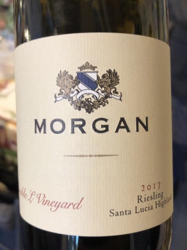 Morgan - Double L Vineyard Riesling - 2017