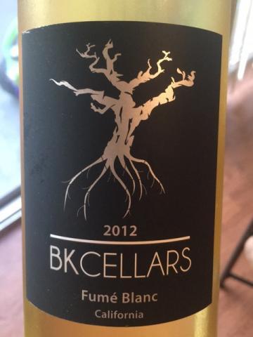 BK Cellars - Fumé Blanc - 2012
