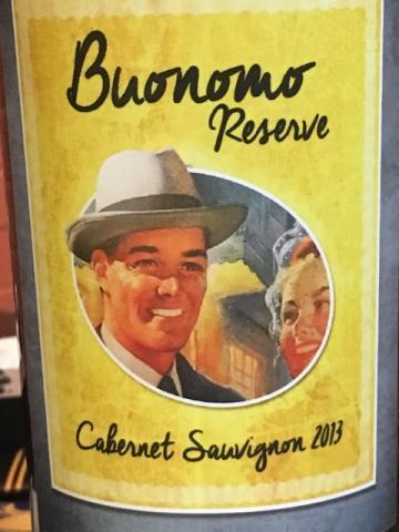 Gianni Buonomo - Cabernet Sauvignon Reserve - 2013