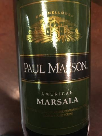 Paul Masson - Marsala - N.V.
