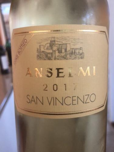 Anselmi - San Vincenzo - 2017